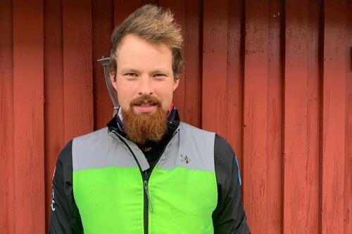 Runar Skaug Mathisen. Foto: Johan Trygg