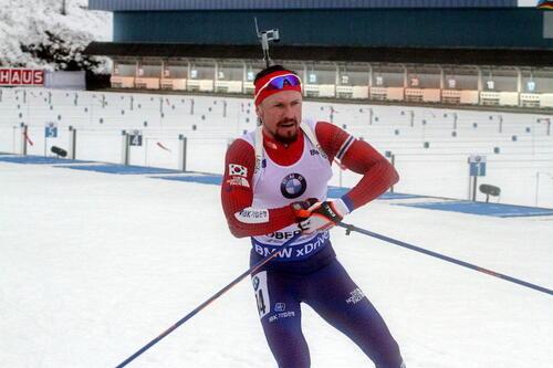 Timofey Lapshin er tilbake i verdenscupen etter ett års utestengelse for brudd på dopingreglene. Foto: Christian Bier, Creative Commons