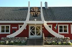 Naringsliv tysfjord turistsenter