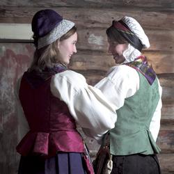 <br> Kvinnebunad frå Nord-Trøndelag