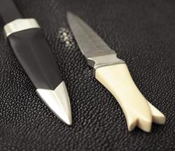<br> Knivmakeren Leif Reiersen