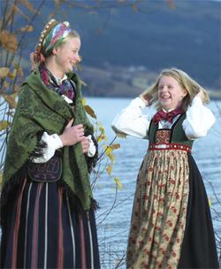 <br> Flere bunader fra Valdres