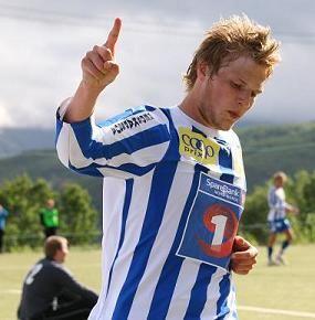 Svenn scoring