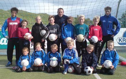 Fotballskole forside