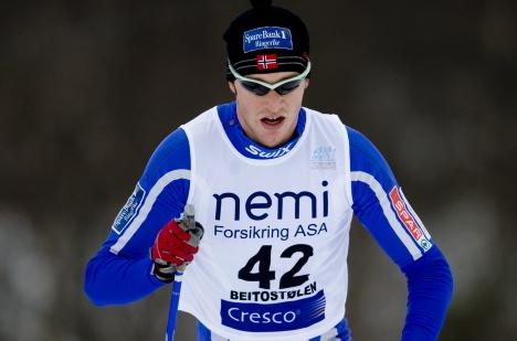 Gard Fillip Gjerdalen pŒ Beito under den nasjonale Œpningen 2008