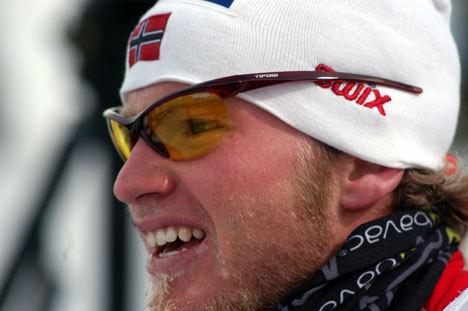 Martin Johnsrud Sundby