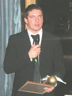 Ronny Olsen prisvinner