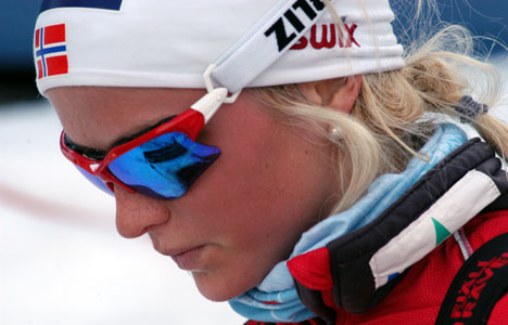 Therese Johaug var utrøstelig etter dagens syvendeplass i Granåsen.