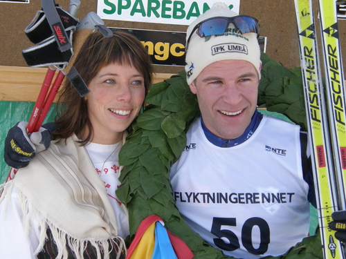 Jill og Anders