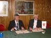 Severomorsk Signering av vennskapsavtale  1